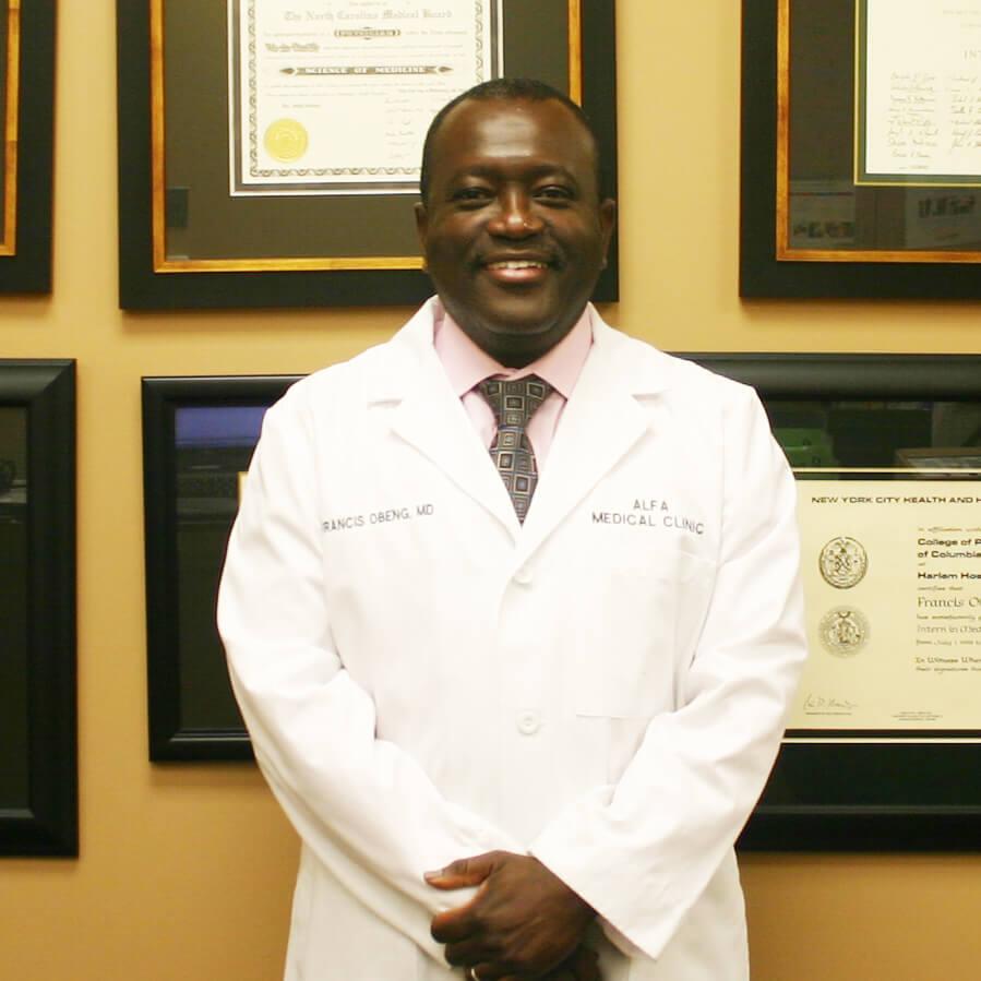 dr. obeng